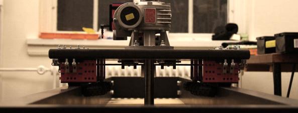 loco: motion control rig